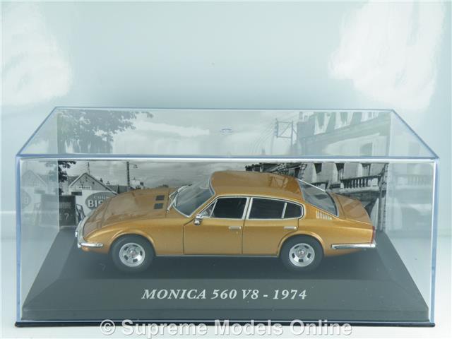 MONICA 560 V8 1974 CAR MODEL