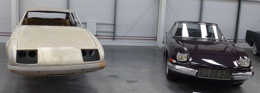 Monica Prototypen 1 und 22