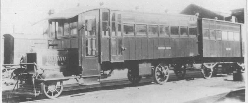 RM - AEC Railcar