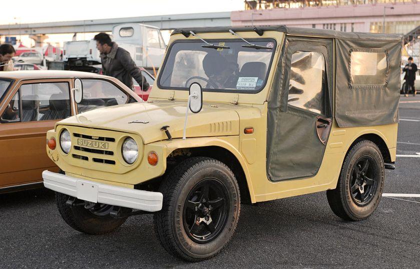 Suzuki JimnyLJ10