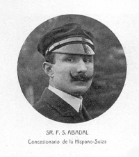 1875-1939 Francisco Serramalera Abadal Spanien