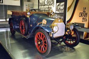 1910 Alfa 24 HP De allereerste Alfa Romeo