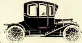 1911 Abbott-Detroit Automobile