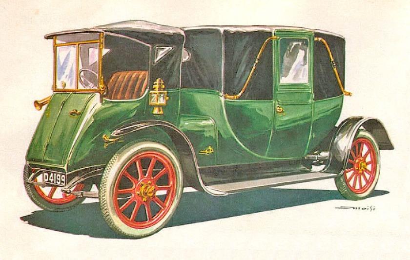 1911 Aberdonia Park Royal Landau