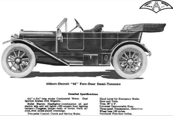 1912 abbott-abbott a