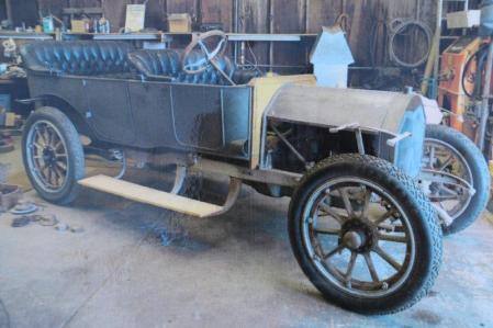 1912 Abbott-Detroit D44