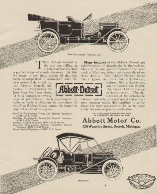 1912 Abbott-Detroit Michigan Advertising-5
