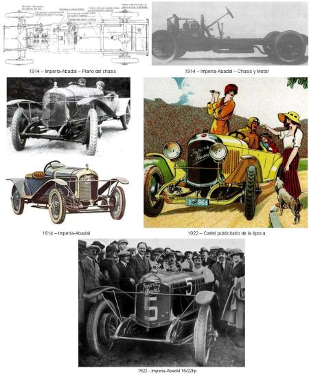 1914-1922 ABADAL 02 Los Imperia-Abadal