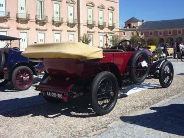 1914 Abadal 18 24HP