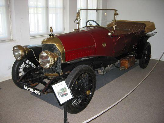 1914 Abadal 25 HP