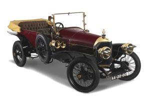 1914 Abadal 25HP