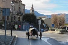 1917-1918 Antonio Zanini participarà amb el seu Abadal Buick de l'any 1917 a Els Àngels Històric de 2018. 101 anys d'història
