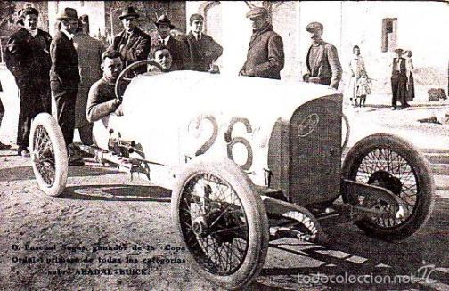 1917 ABADAL - BUICK CARRERAS AUTOM 57975322