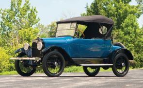 1917 Abbott-Detroit Model 6-44 Roadster - (Abbott Motor Car Co. Detroit, Michigan & Cleveland Ohio 1909-1918)