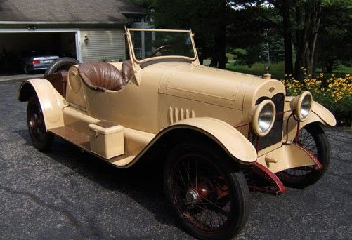 1917 Abbott-Detroit Speedster a