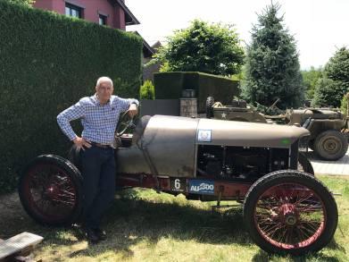 1917 Antonio Zanini, Abadal Buick Centella, 1917