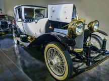1918 Buick Abadal built in Barcelona, Spain