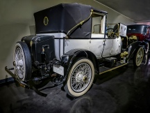 1918 Buick Abadal built in Barcelona