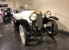 1920 Abadal-Buick at America's Car Museum in