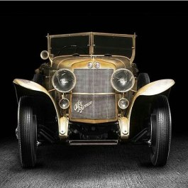 1920 Alfa Romeo RL SS