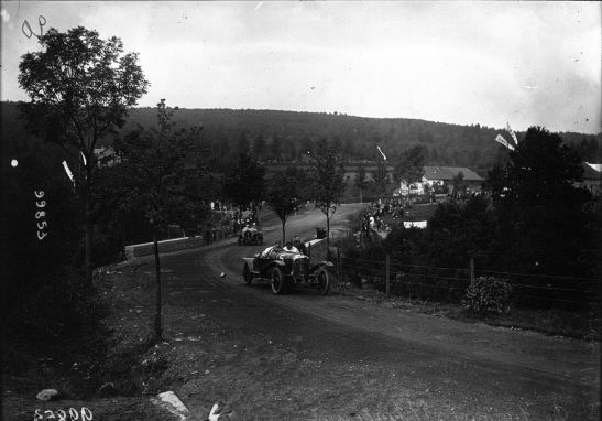 1922 De Tornaco at the 1922 Belgian Grand Prix 2