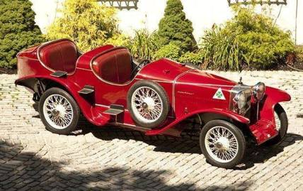 1924 Alfa Romeo RLSS-TF-15 by Gooding & Co