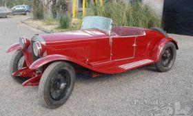 1928 Alfa Romeo 6C 1500