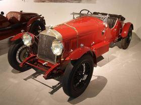 1929 Alfa Romeo 6C 1500 Super Sport