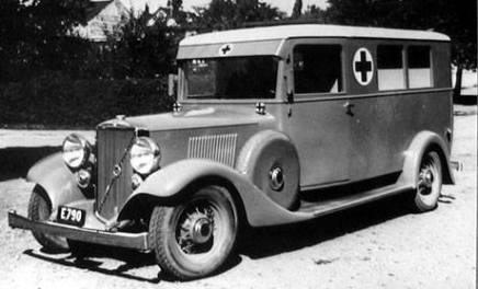 1930-40 Alfa Romeo Ambulancia b