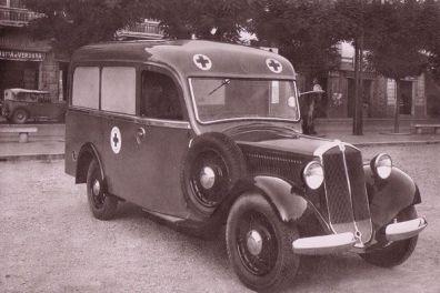 1930-40 Alfa Romeo Ambulancia c