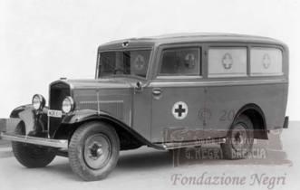 1930-40 Alfa Romeo Ambulancia d