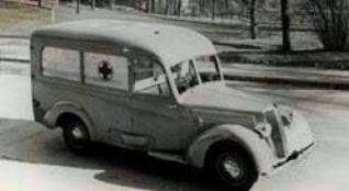 1930-40 Alfa Romeo Ambulancia g