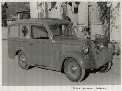 1930-40 Alfa Romeo Ambulancia i
