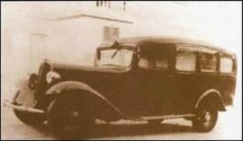 1930-40 Alfa Romeo Ambulancia k