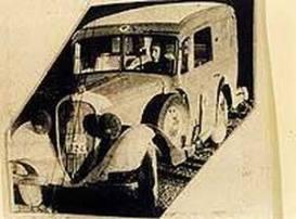 1930-40 Alfa Romeo Ambulancia l