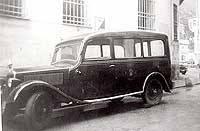 1930-40 Alfa Romeo Ambulancia m