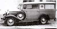 1930-40 Alfa Romeo Ambulancia n