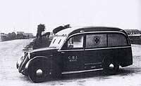 1930-40 Alfa Romeo Ambulancia o