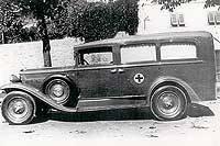 1930-40 Alfa Romeo Ambulancia p