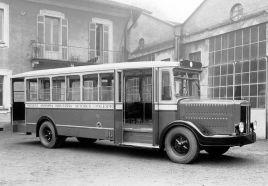1931-1934 Alfa Romeo 50 Biscione Autobus Palermo