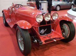 1932 Alfa Romeo 8C 2300 Spider Corsa