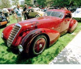 1932 classic Alfa Romeo