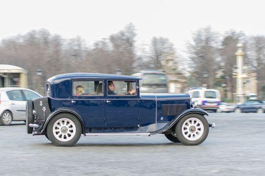 1932 Morris-Léon Bollée