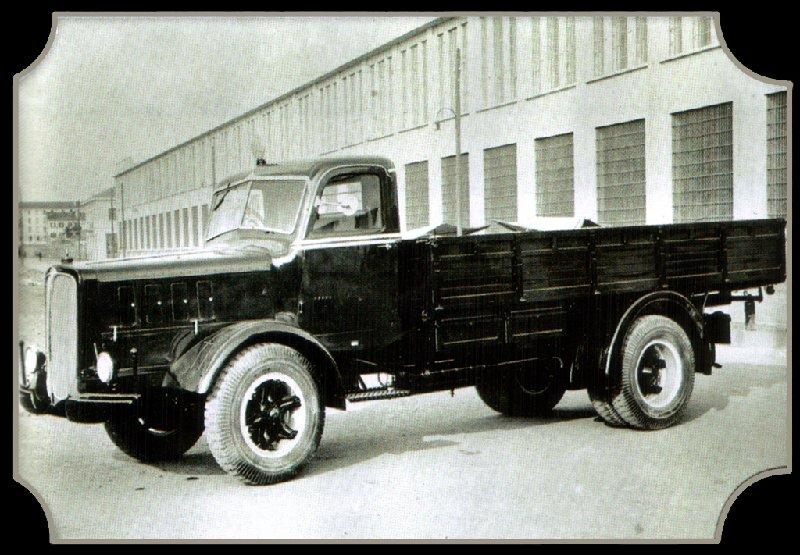 1934-1938 Alfa Romeo 85