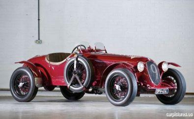 1934 Alfa Roméo 6C 2300