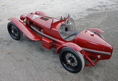 1934 Alfa Romeo 6c