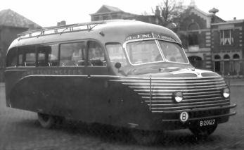 1934 Bedford carr. Medema B-20127