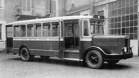 1935 ALFA ROMEO 110 A