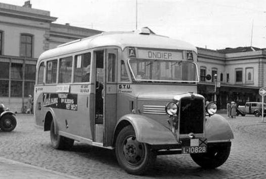 1935 Bedford Werkspoor
