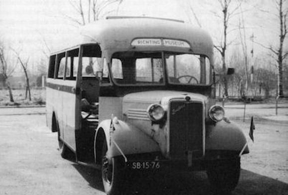 1936-56 Bedford Edesche Carrosserie Fabriek SB-15-76 (2)